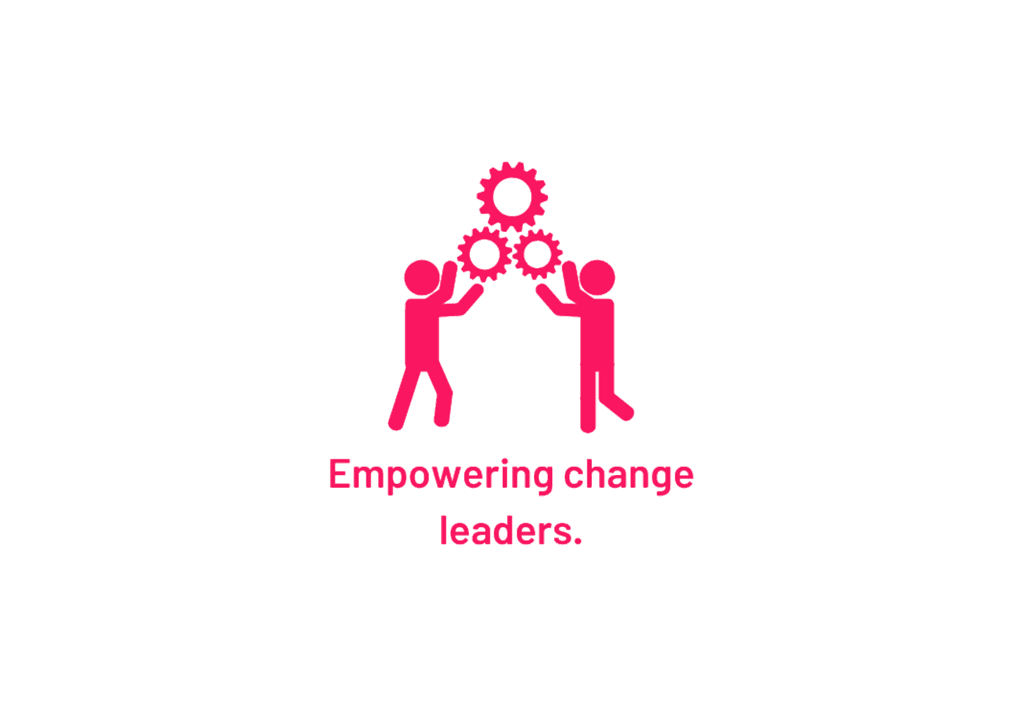 Empowering Change Leaders icon
