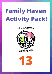 Family Haven Pack 13