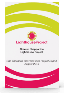 GSLP One Thousand Conversations Report